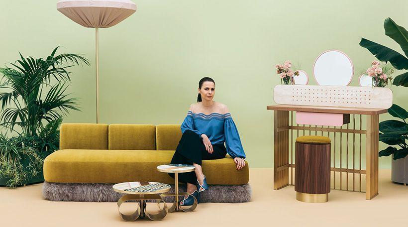 cristina celestino, design  cristina celestino Cristina Celestino: Un Design Tutto Al Femminile. 5dc4a fendi collaboration prima pagina