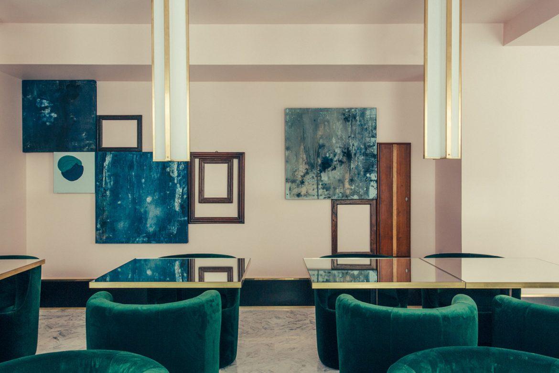 Dimore Studio: tra design, architettura e moda dimore studio Dimore Studio: tra design, architettura e moda DIMORESTUDIO HOTELSAINTMARC PHPhilippeServent 9 1400x933