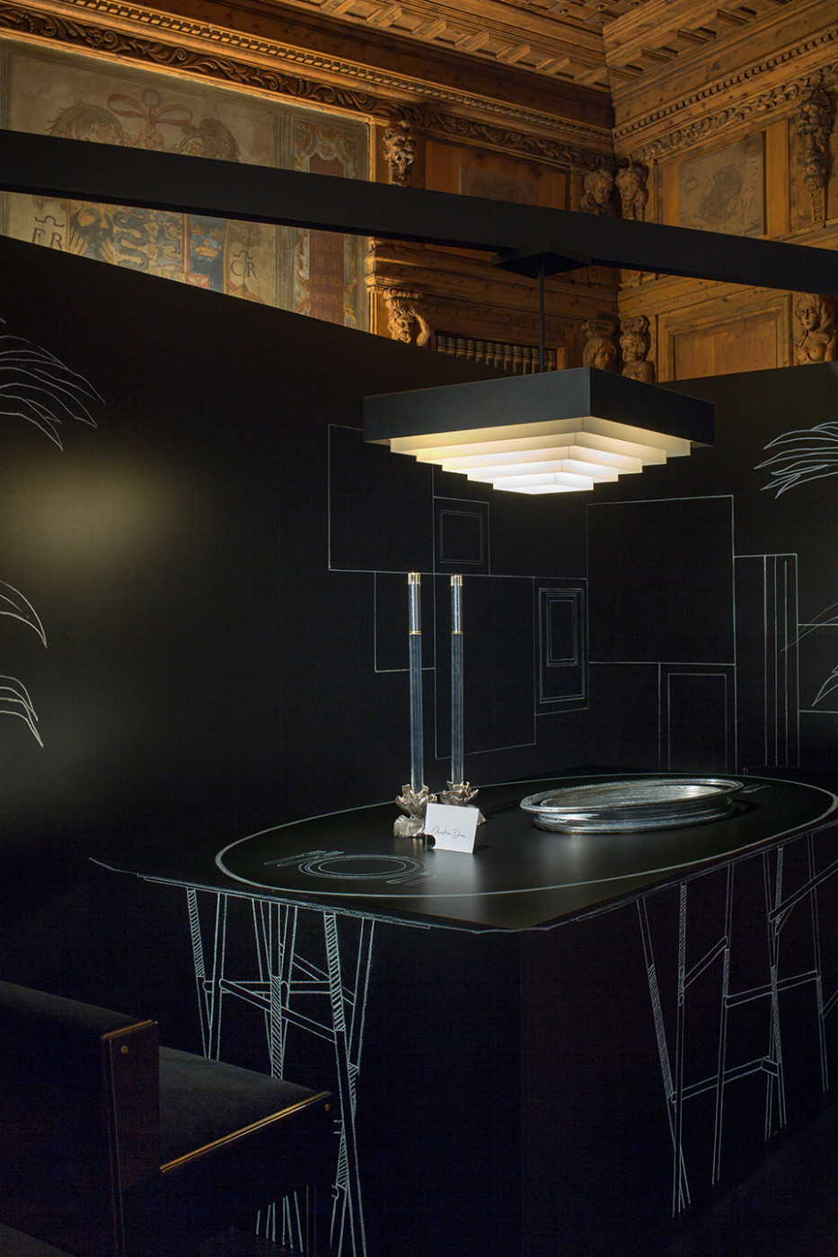 Dimore Studio: tra design, architettura e moda dimore studio Dimore Studio: tra design, architettura e moda Dior Dimore 02 933x1400