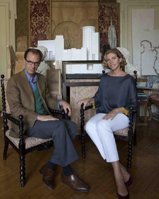 Studio Peregalli, Roberto Peregalli, Laura Sartori Rimini studio peregalli Studio Peregalli: L'Indissolubile Legame Con Il Passato. Peregalli Portraits 7813 520x650