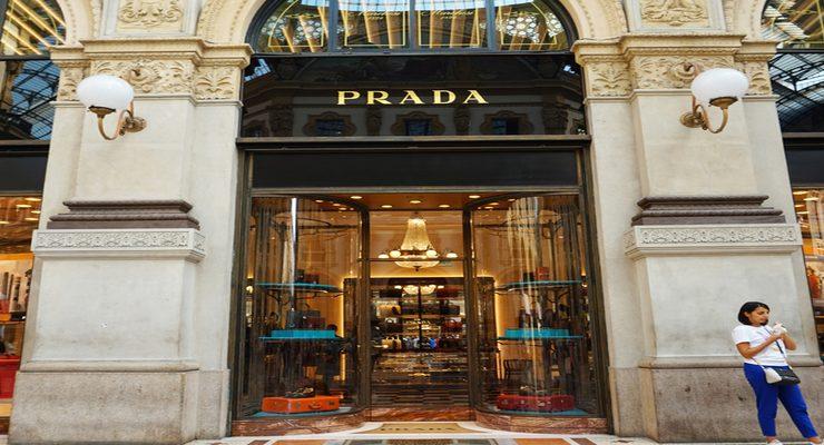 miuccia prada Miuccia Prada: La Signora Della Moda Prada Store Milan 740x400