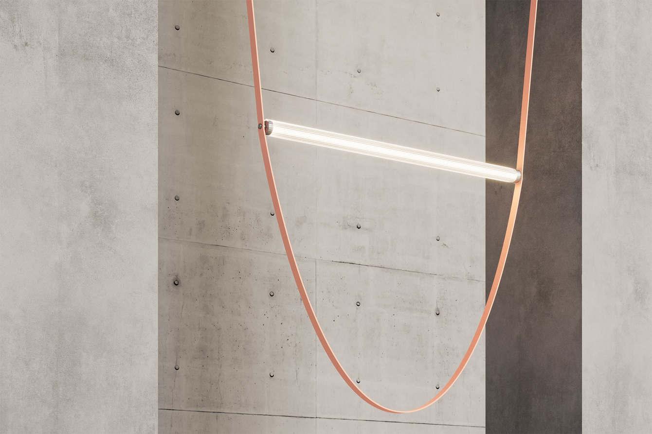formafantasma, design  formafantasma Formafantasma: Il Concetto Che Supera La Forma. flos wire line single MOD 1340 c