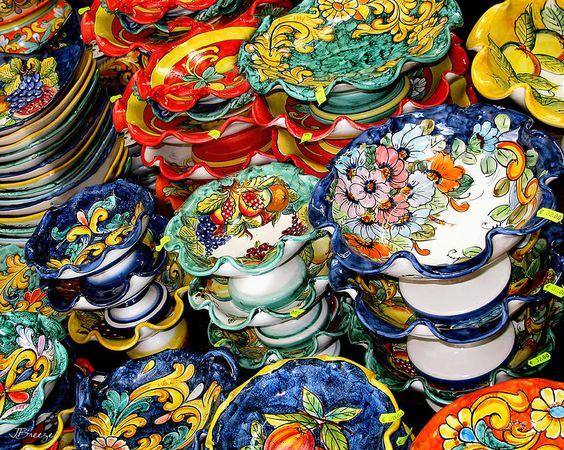 ceramiche Le ceramiche vietresi: un'eccellenza dell' artigianato italiano pic 6