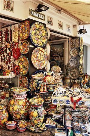 Le ceramiche vietresi: un'eccellenza dell'artigianato italiano ceramiche Le ceramiche vietresi: un'eccellenza dell' artigianato italiano pic7
