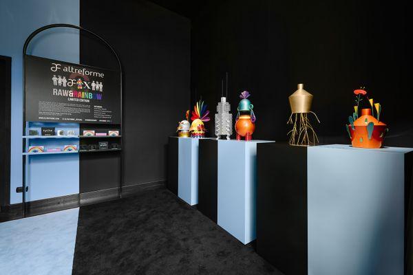 ALTREFORME, design, Valentina Fontana, alluminio altreforme ALTREFORME: La Bellezza Di Credere Ai Propri Sogni. scultura juno di serena confalonieri per altreforme immagine 8