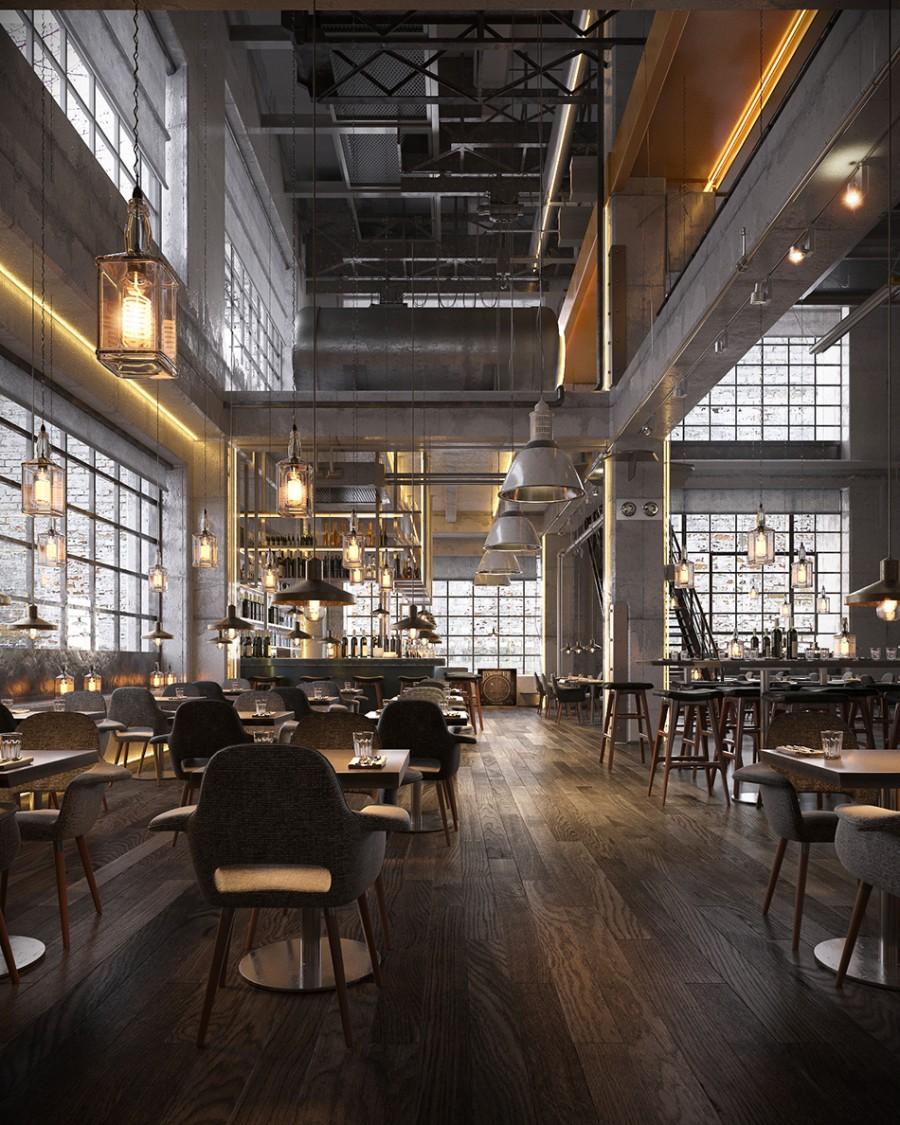Il design vintage industriale perfetto per bar e ristoranti! 1 design vintage industriale Il design vintage industriale perfetto per bar e ristoranti! Il design vintage industriale perfetto per bar e ristoranti 1