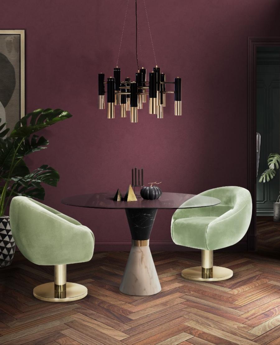 Le migliori sedie da pranzo per un design moderno 5 sedie da pranzo Le migliori sedie da pranzo per un design moderno Modern Dining Room Chairs That Will Change Your Home Decor 3