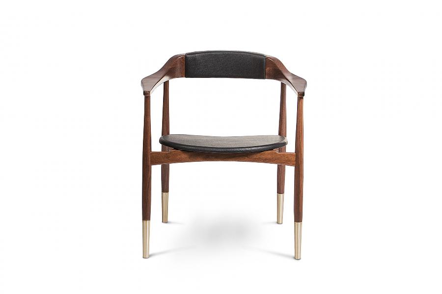 Le migliori sedie da pranzo per un design moderno 2 sedie da pranzo Le migliori sedie da pranzo per un design moderno perry dining chair 01 HR